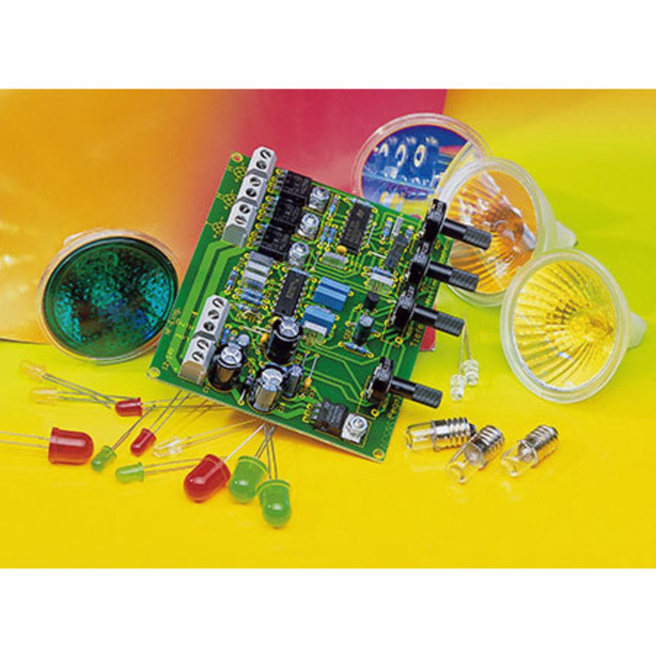 ELV Bausatz Lichtorgel LO 12