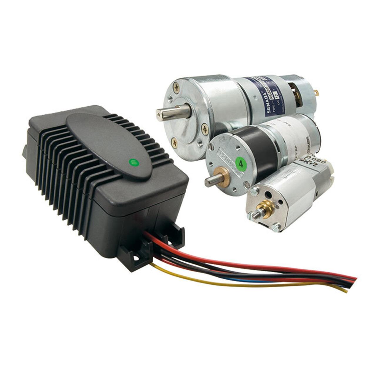 ELV Bausatz Motorabschaltung DC für einfache Motoraktorik MAS100