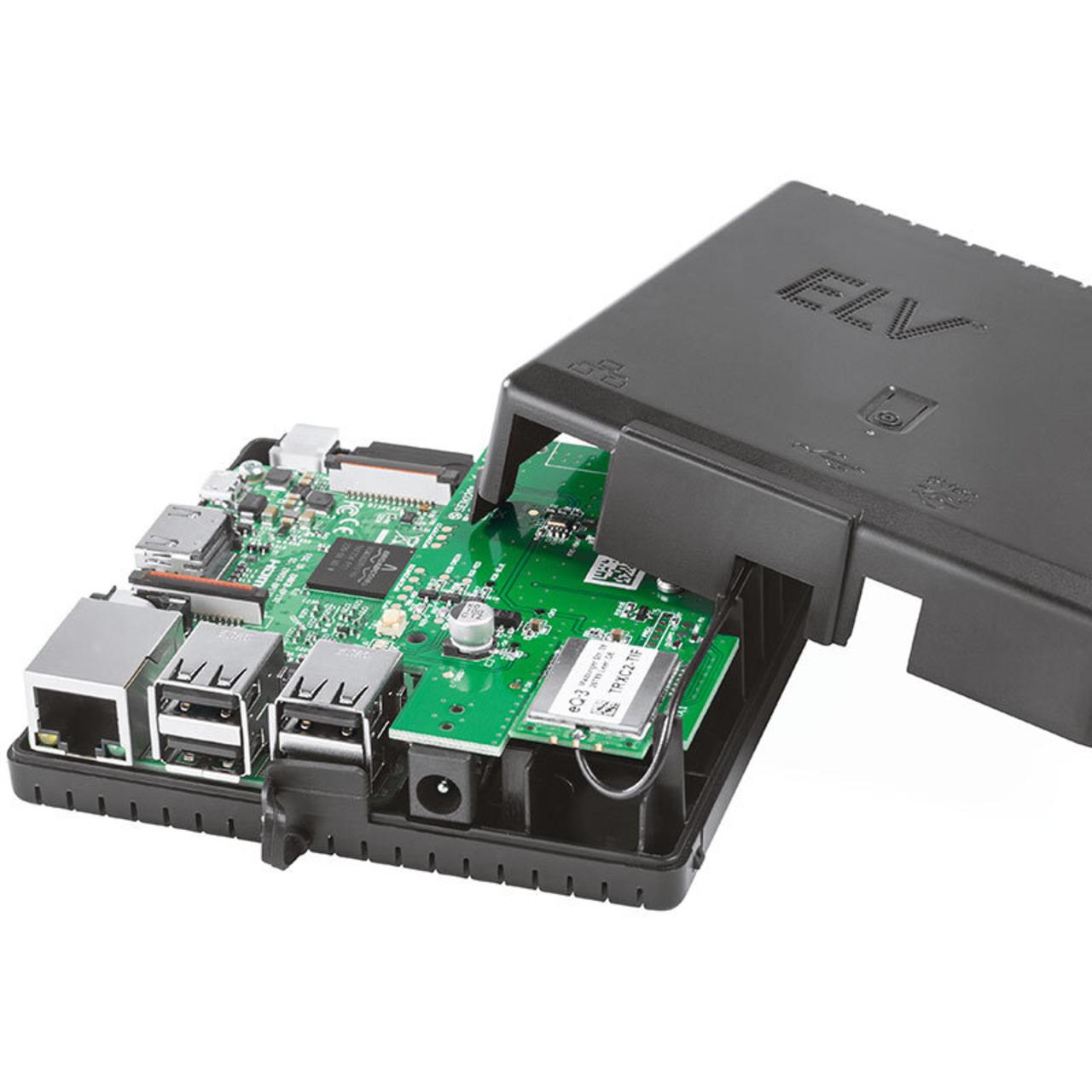 ELV Bausatz Smart Home Funk-Modulplatine für Raspberry Pi 3 B- RPI-RF-MOD