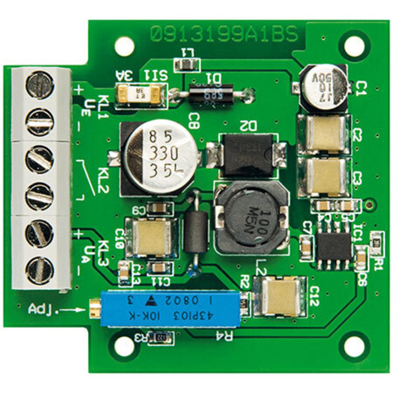 ELV Bausatz Step-down-Spannungswandler SDW 35- 2 A- ohne Gehäuse