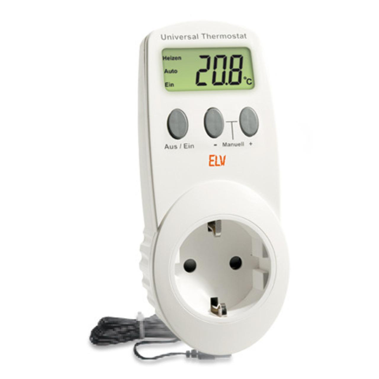ELV Bausatz Universal Thermostat UT 200-2