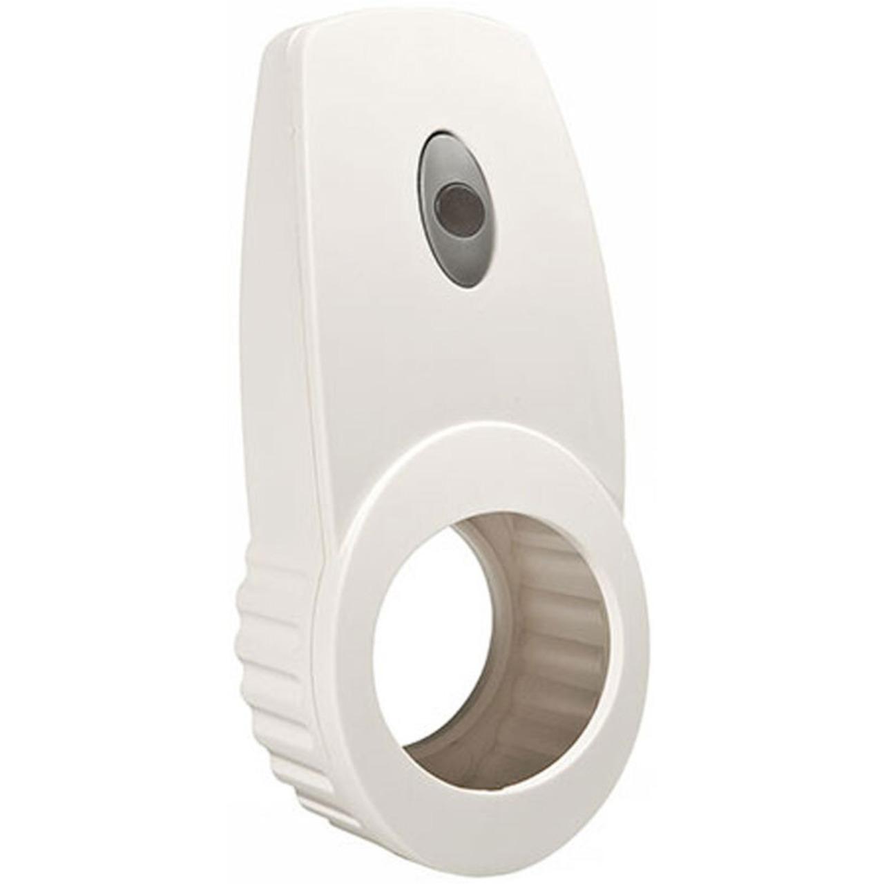 ELV-Design-Stecker-Steckdosen-Gehäuse OM 54 C mit Tasterstössel und LED-Leuchtfeld
