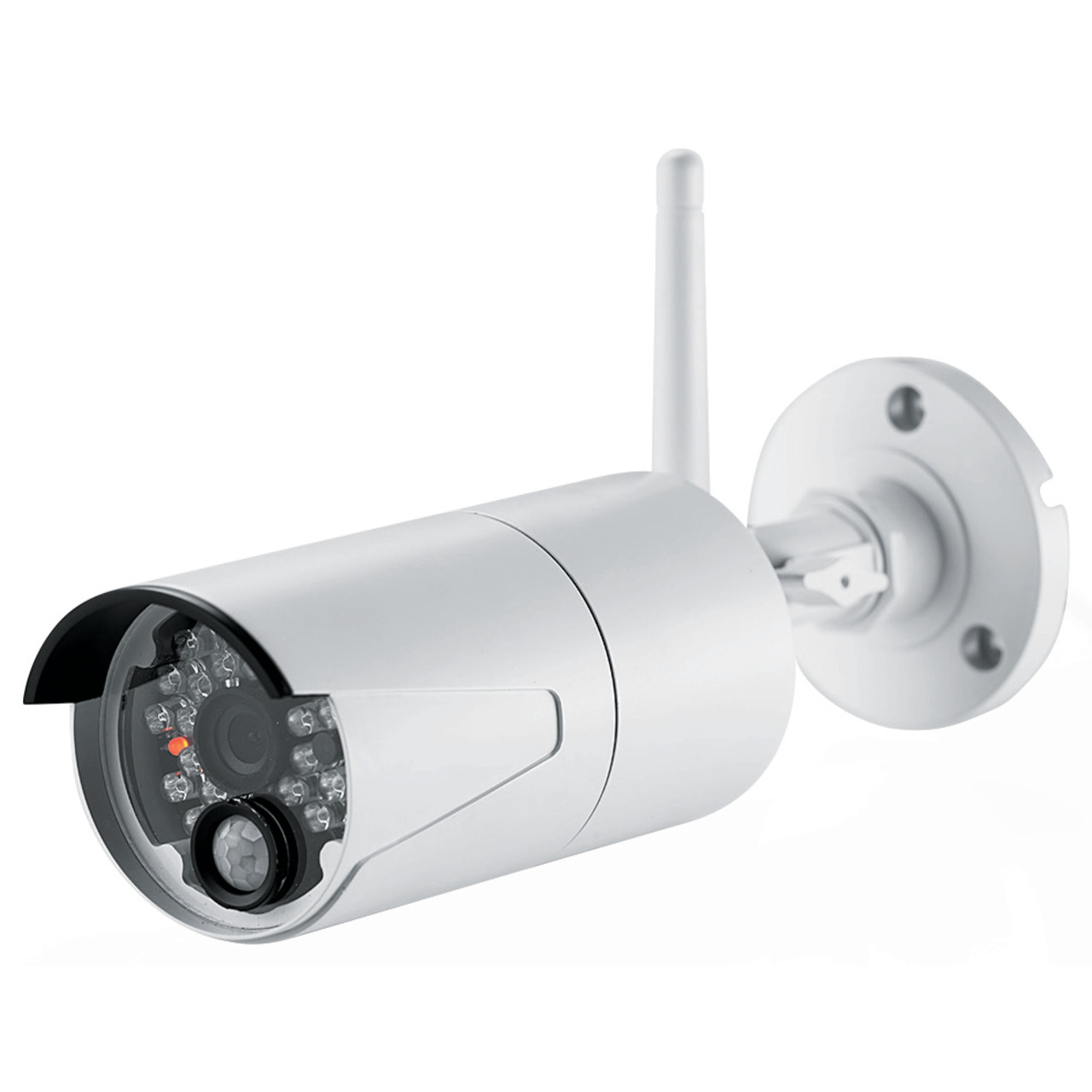 ELV Funk-Zusatzkamera fund-252 r KS100 HD und KS200 HD mit App