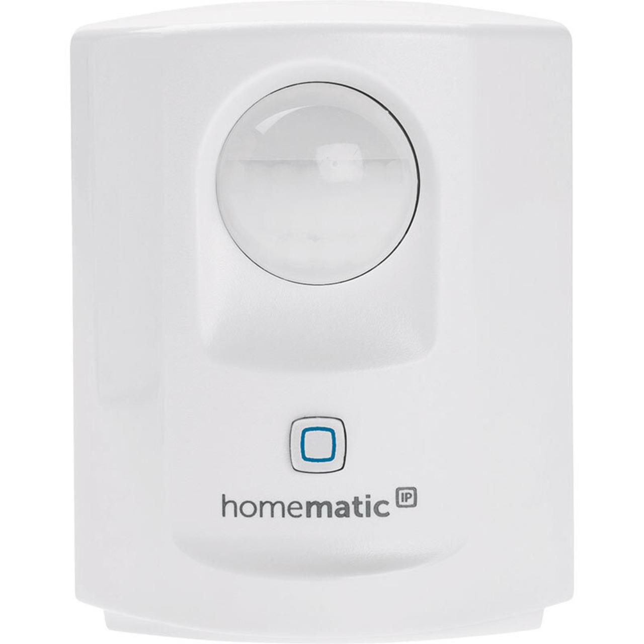ELV Homematic IP ARR-Bausatz Bewegungsmelder mit Dämmerungssensor innen HmIP-SMI- für Smart Home