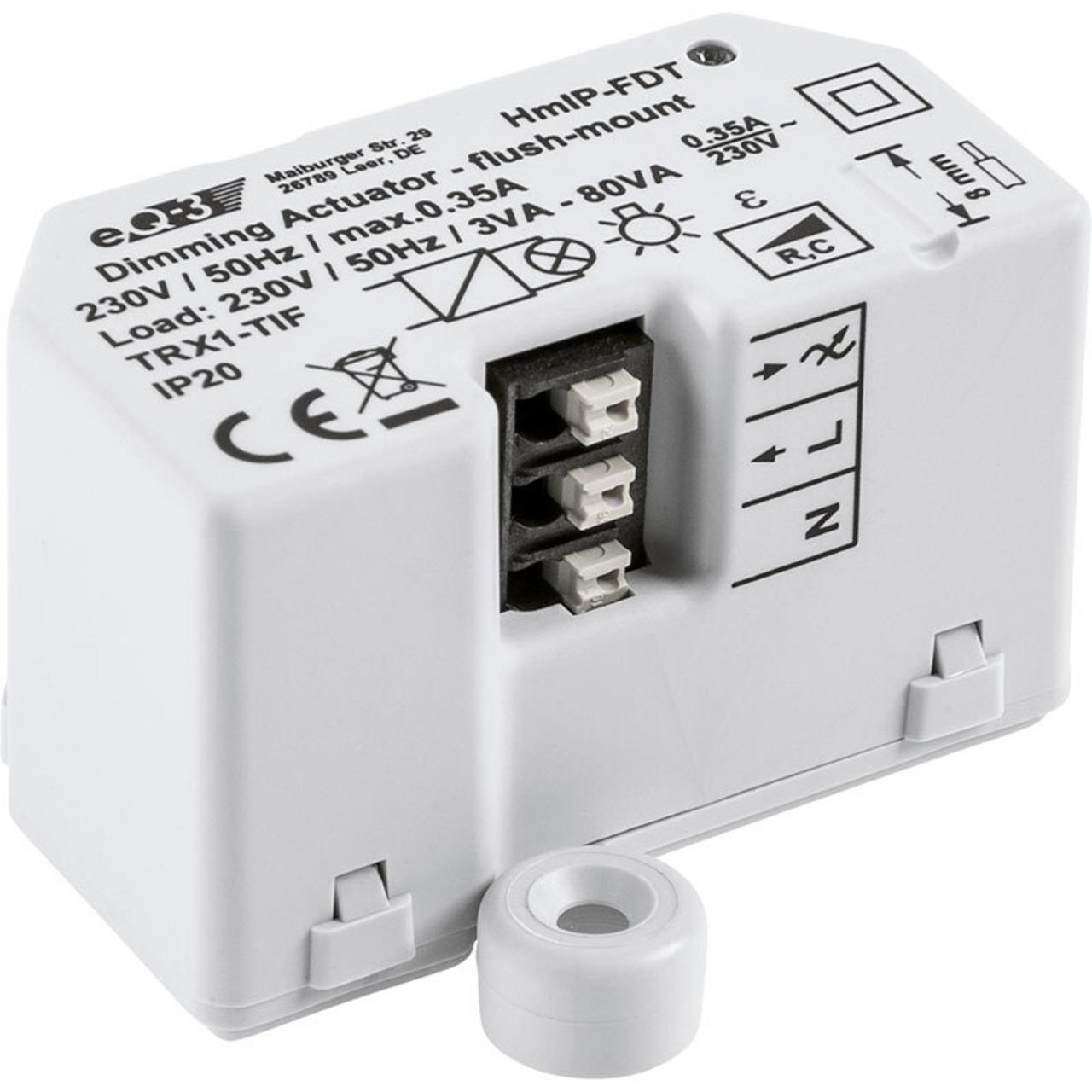 ELV Homematic IP ARR-Bausatz Dimmaktor Unterputz HmIP-FDT- fund-252 r Smart Home und Hausautomation