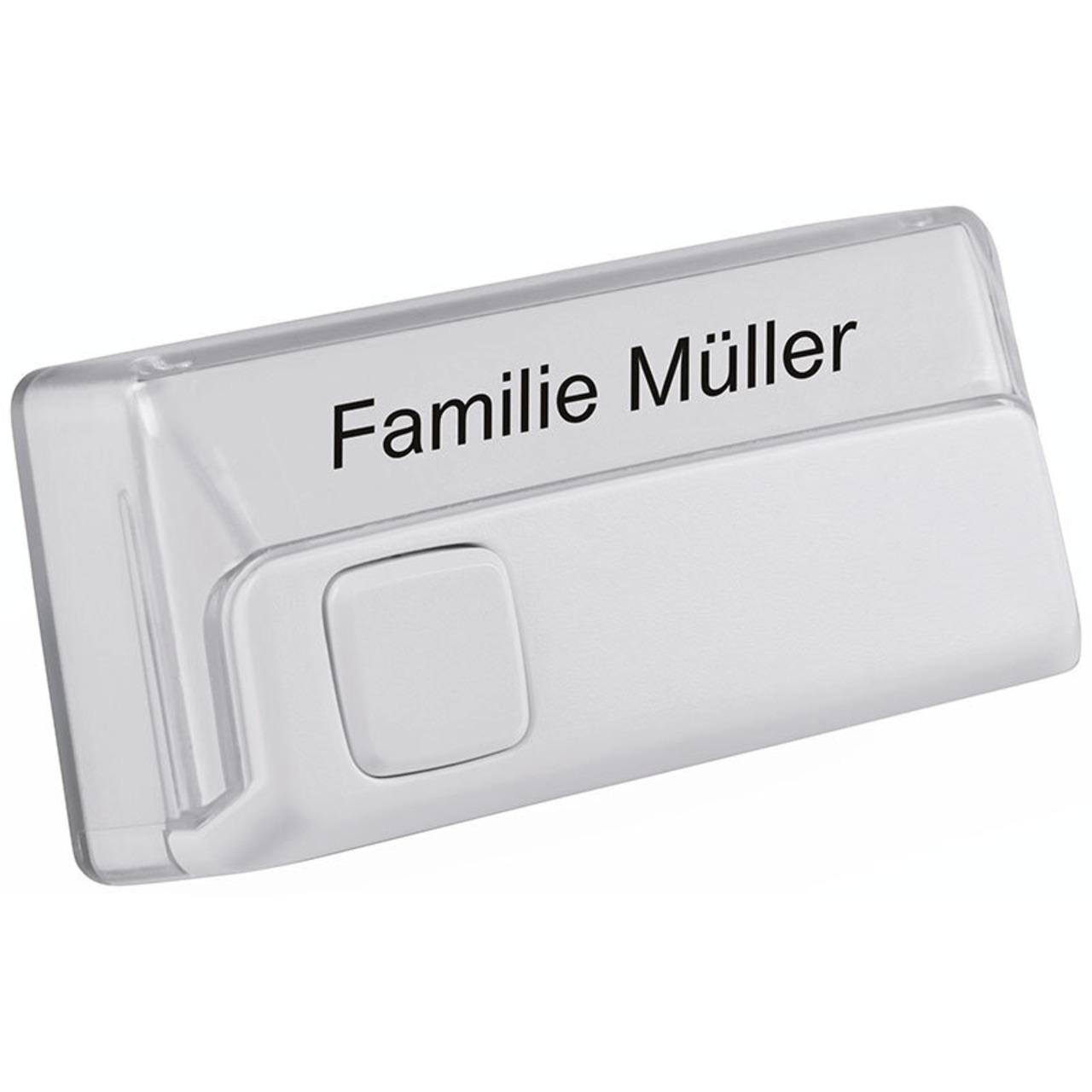 ELV Homematic IP ARR-Bausatz Klingeltaster- HmIP-DBB- fund-252 r Smart Home - Hausautomation