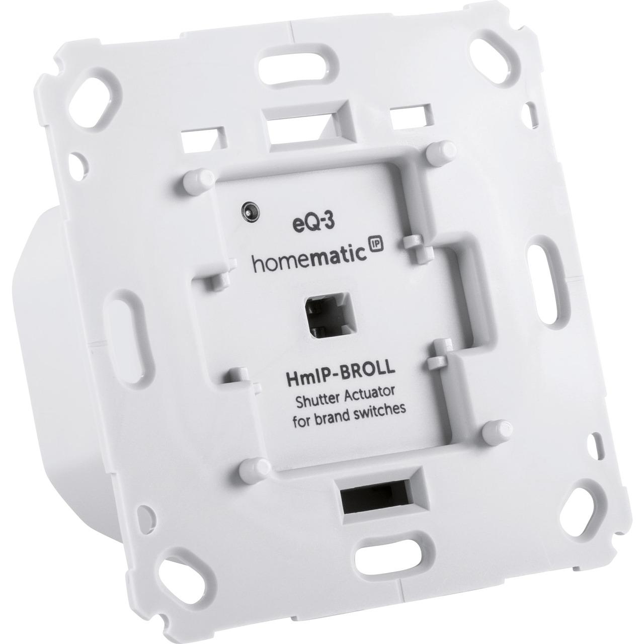 ELV Homematic IP ARR-Bausatz Rollladenaktor fund-252 r Markenschalter HmIP-BROLL