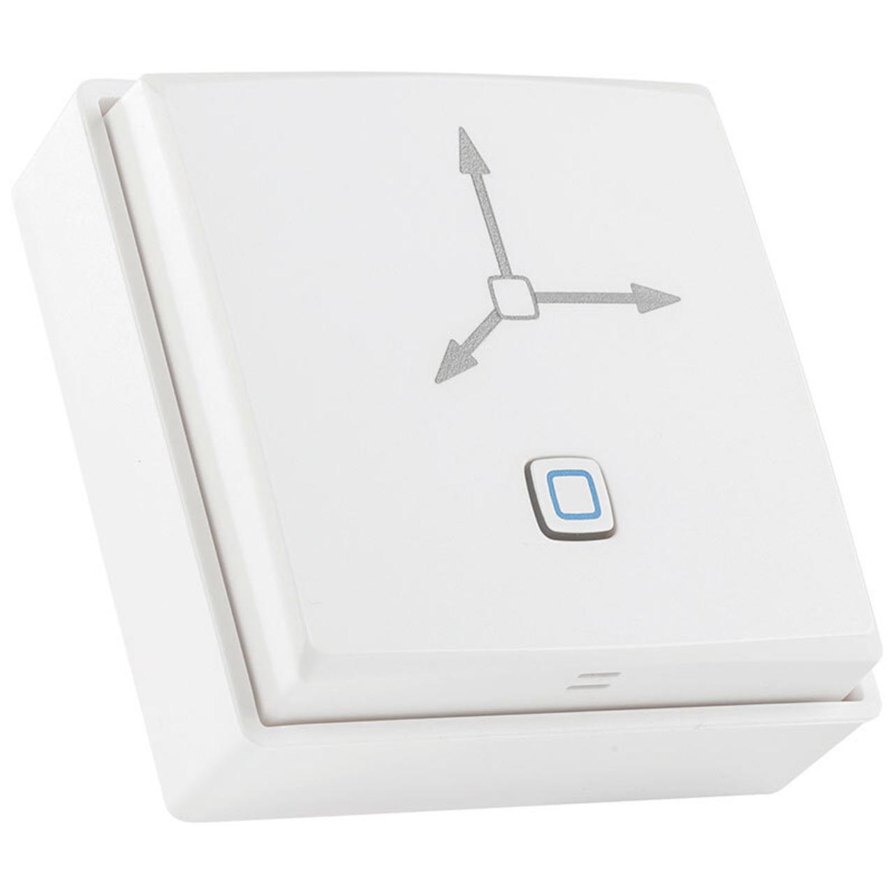 ELV Homematic IP Komplettbausatz Beschleunigungssensor HmIP-SAM- für Smart Home - Hausautomation