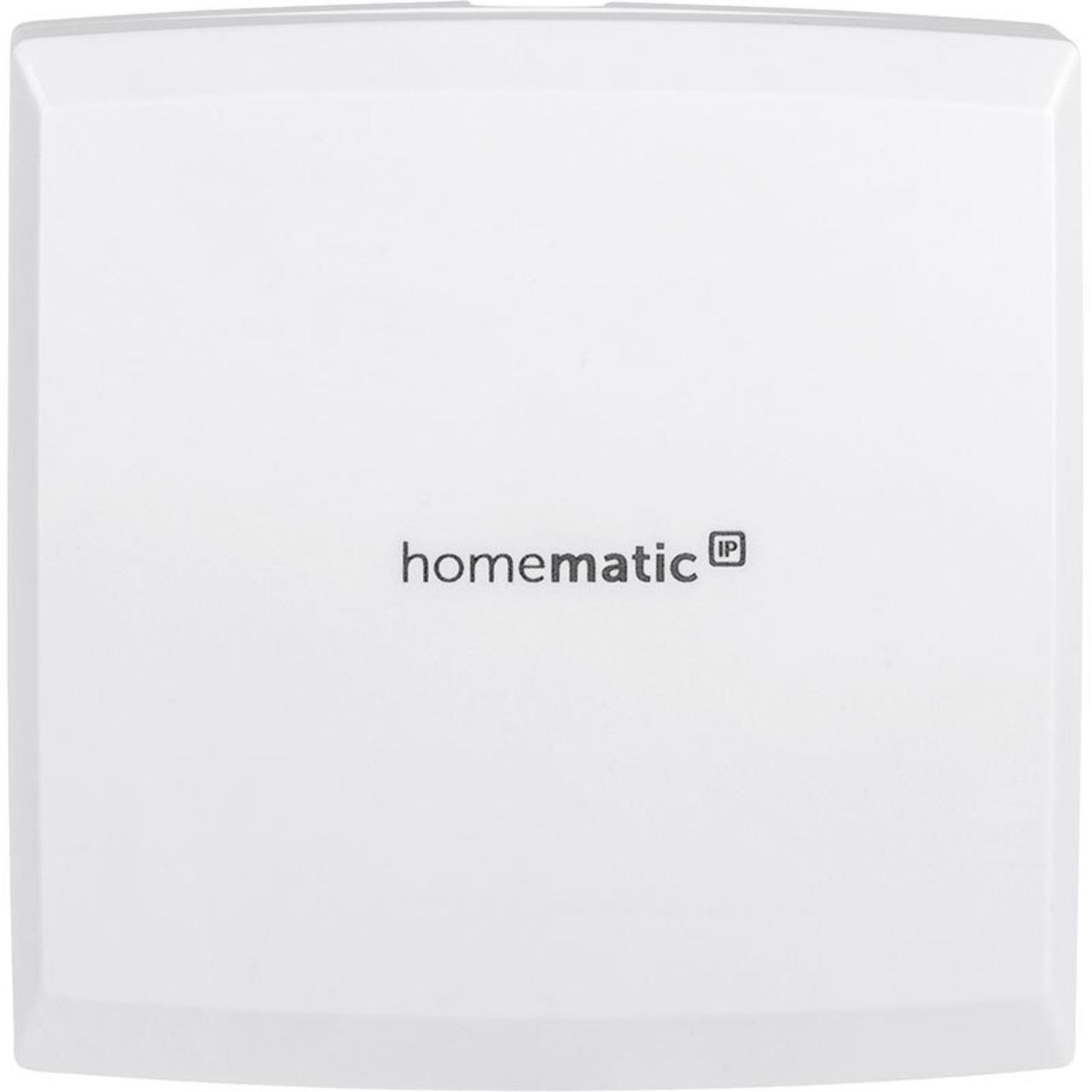 ELV Homematic IP Komplettbausatz Garagentortaster-Schaltaktor HmIP-WGC- für Smart Home - Hausautomation