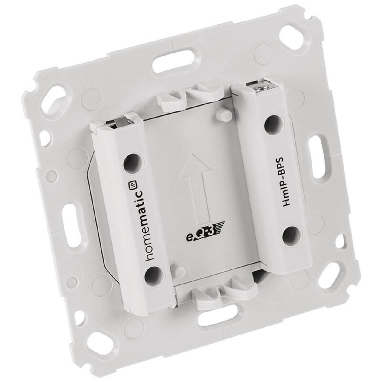 ELV Homematic IP Komplettbausatz Netzteil für Markenschalter HmIP-BPS- für Smart Home