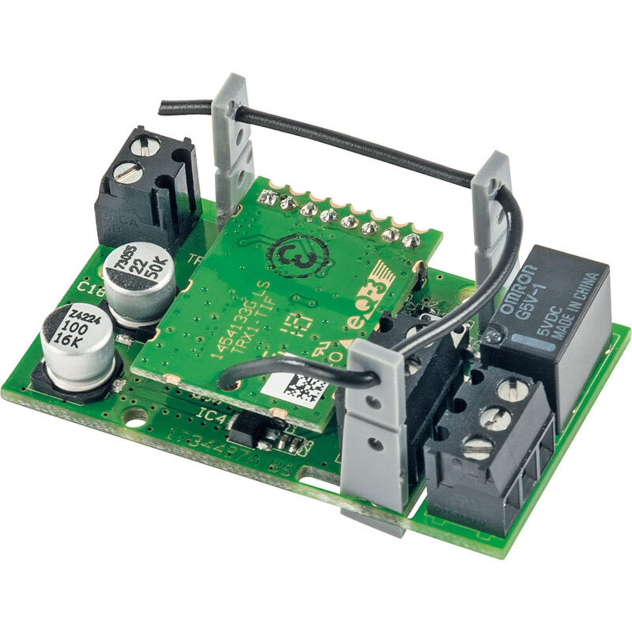 ELV Homematic IP Komplettbausatz Schaltplatine HmIP-PCBS- für Smart Home - Hausautomation