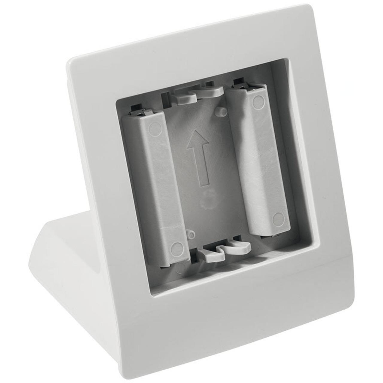 ELV Homematic IP Komplettbausatz Tischaufsteller fund-252 r batterieversorgte Gerund-228 te HMIP-DS55