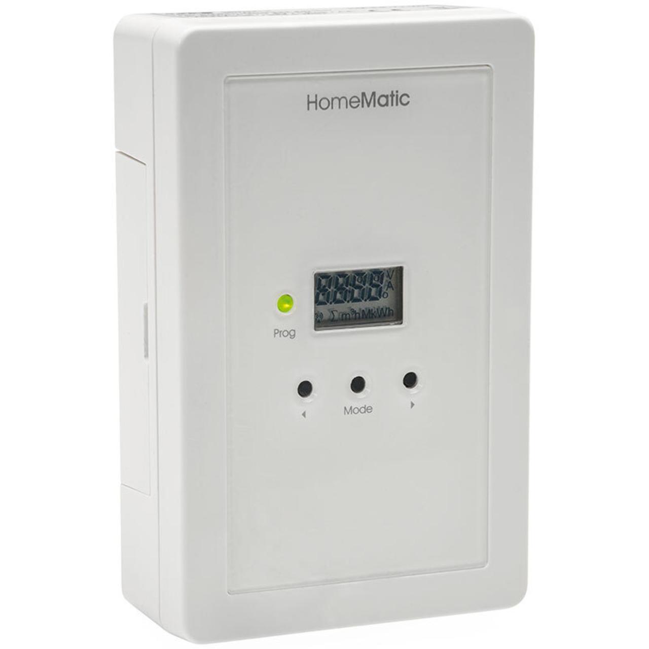 ELV Homematic Komplettbausatz Zählersensor-Sendeeinheit Strom-Gas HM-ES-TX-WM