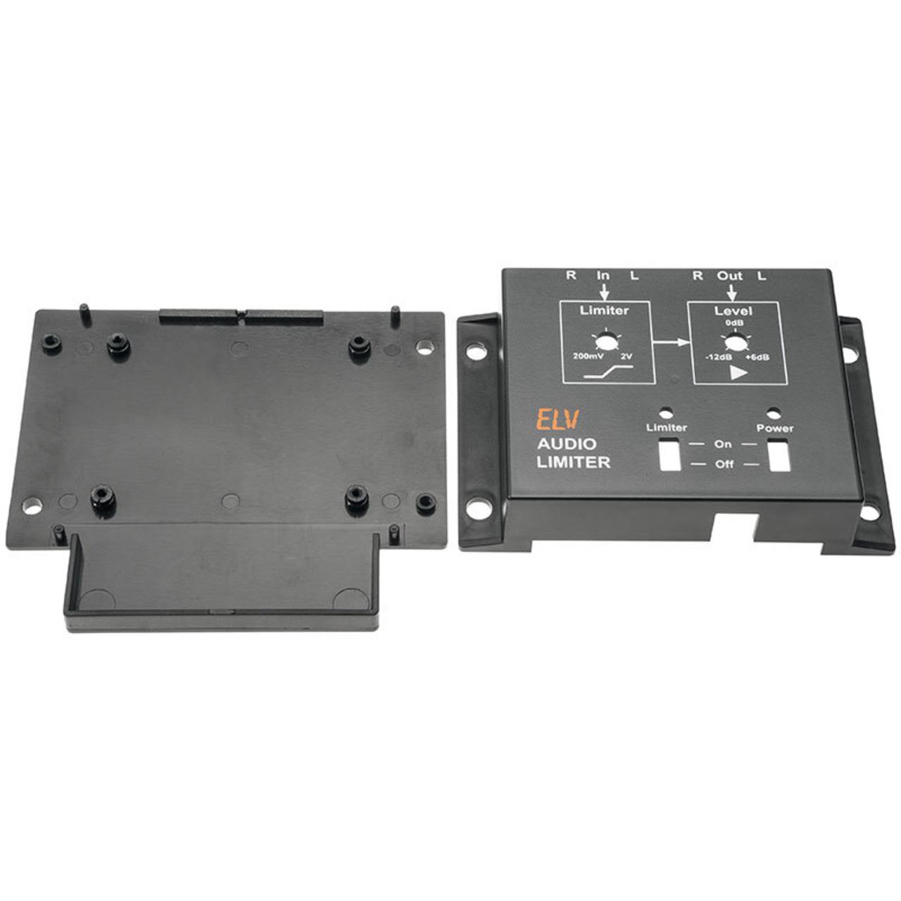 ELV Komplettbausatz Audio-Limiter AL100 (ohne Gehäuse)