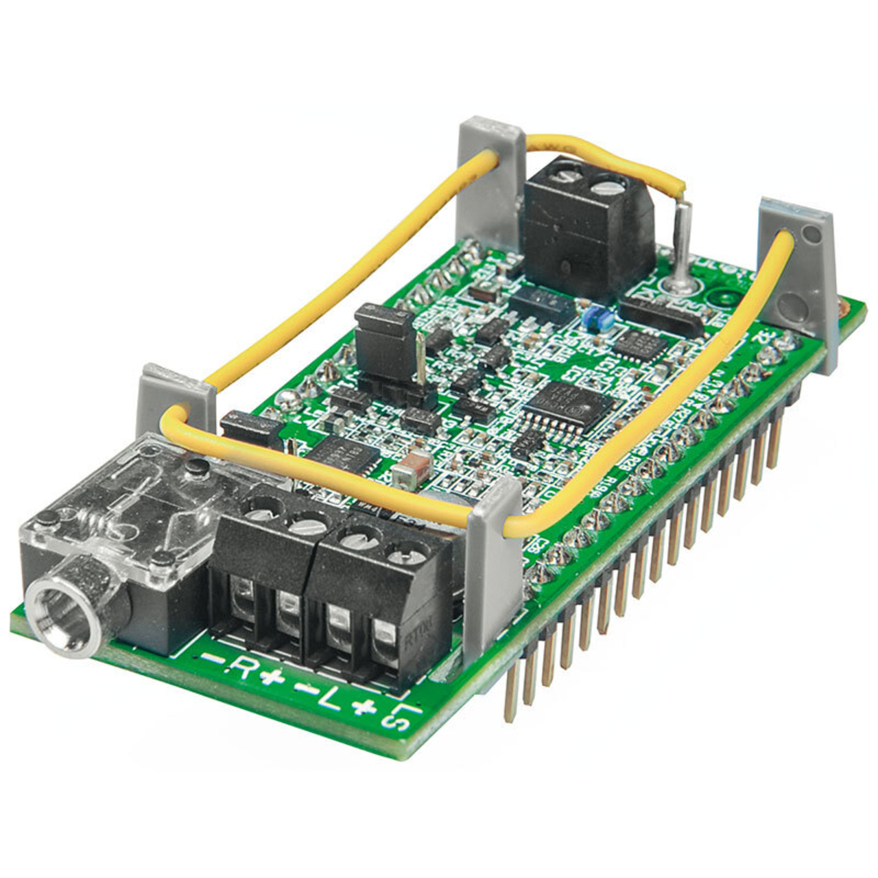 ELV Komplettbausatz FM-Receiver Modul mit Si4705- FM-RM1