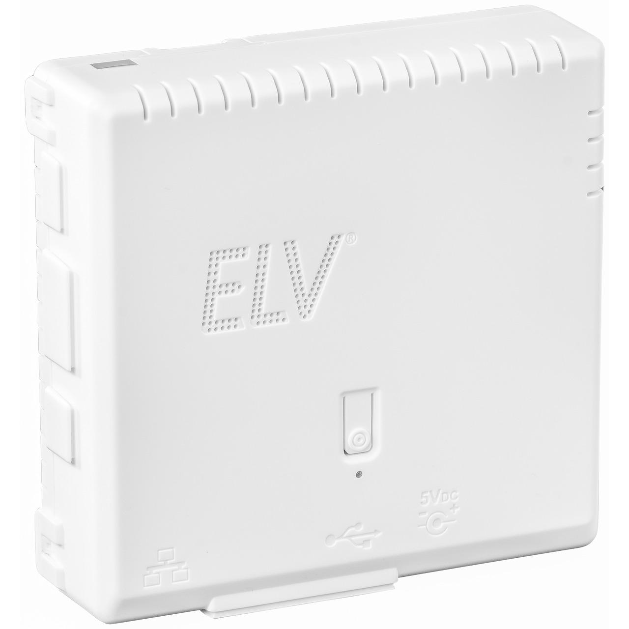 ELV Komplettbausatz Gehund-228 use RP-Case fund-252 r Raspberry Pi und RPI-RF-MOD Funk-Modulplatine- weiund-223
