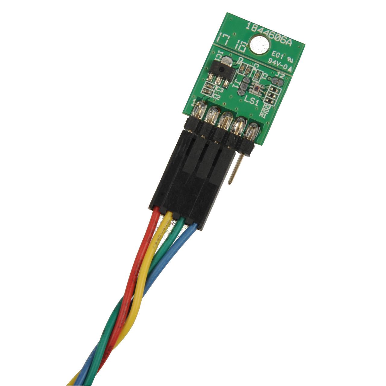 ELV Komplettbausatz Lichtsensor OPT3001 mit I-C-Schnittstelle I2C-LS