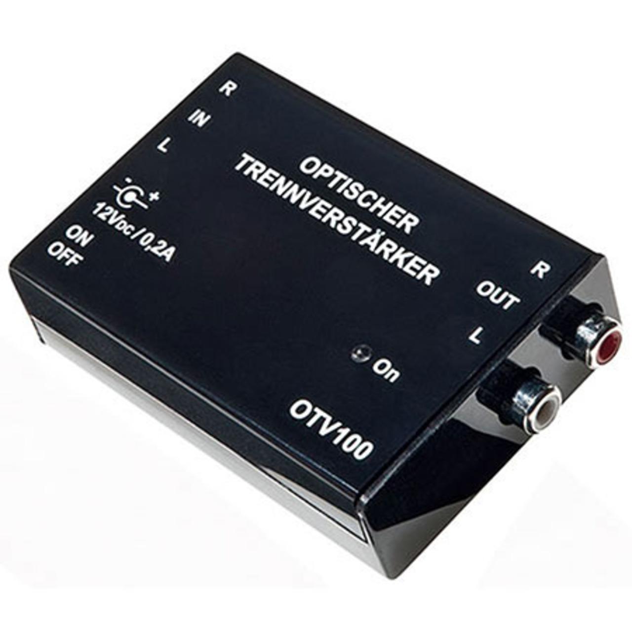 ELV Komplettbausatz optischer Trennverstärker OTV100