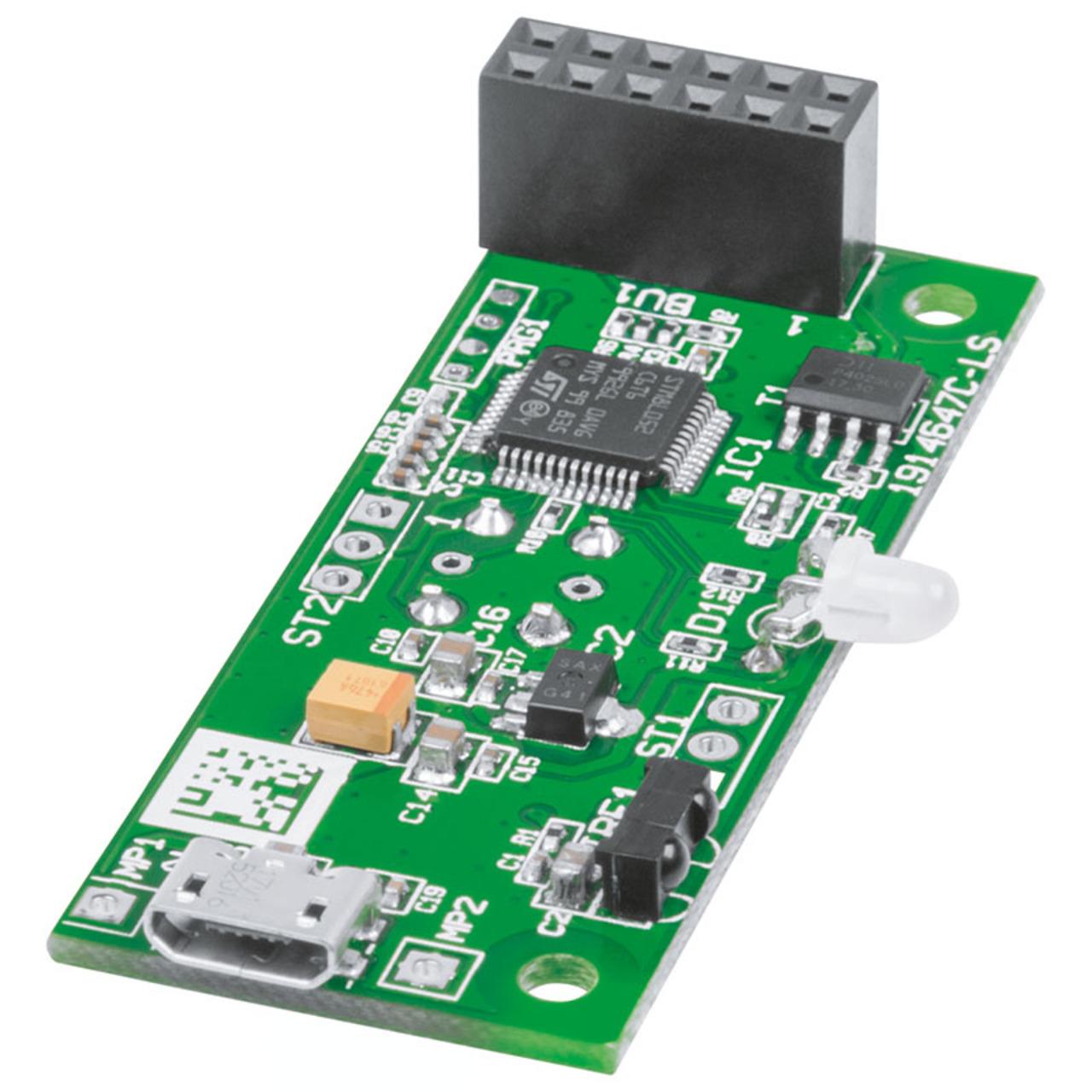 ELV Komplettbausatz Power Controller fund-252 r Raspberry Pi RPi-PC