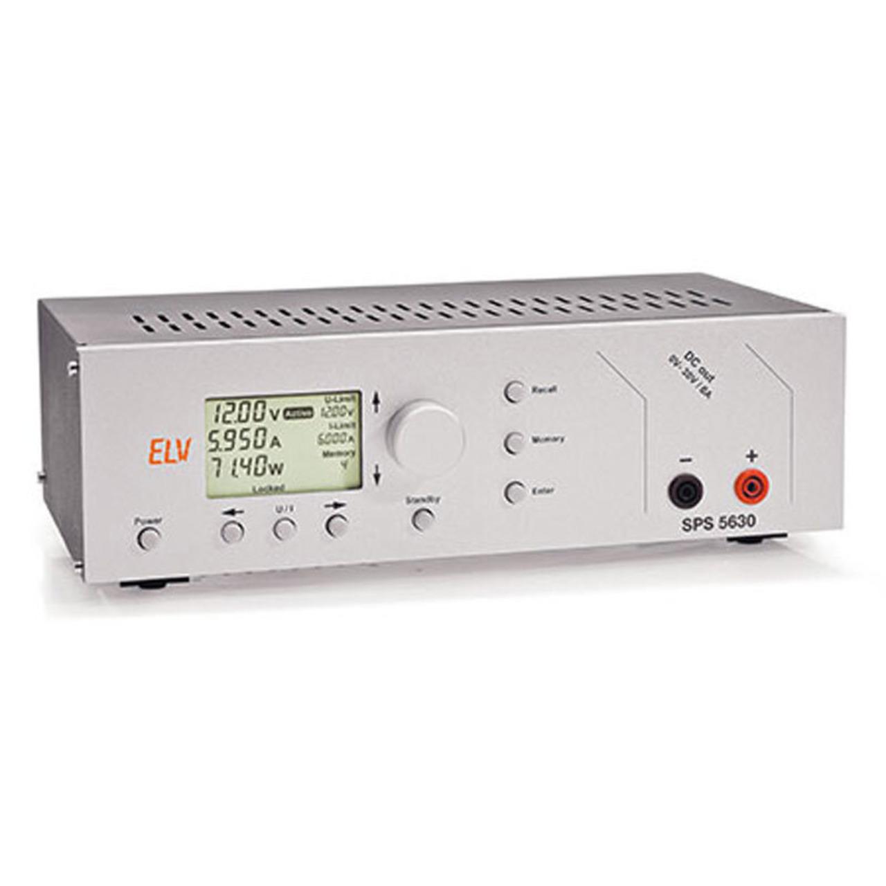 ELV Komplettbausatz Prozessor-Schaltnetzteil SPS 5630