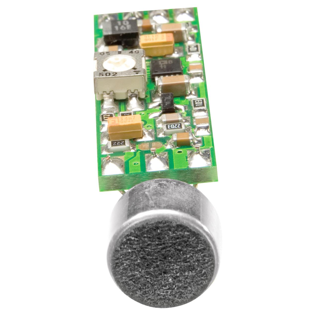 ELV Komplettbausatz SMD-Mikrofon-Vorverstärker SMV 5 mit Limiter