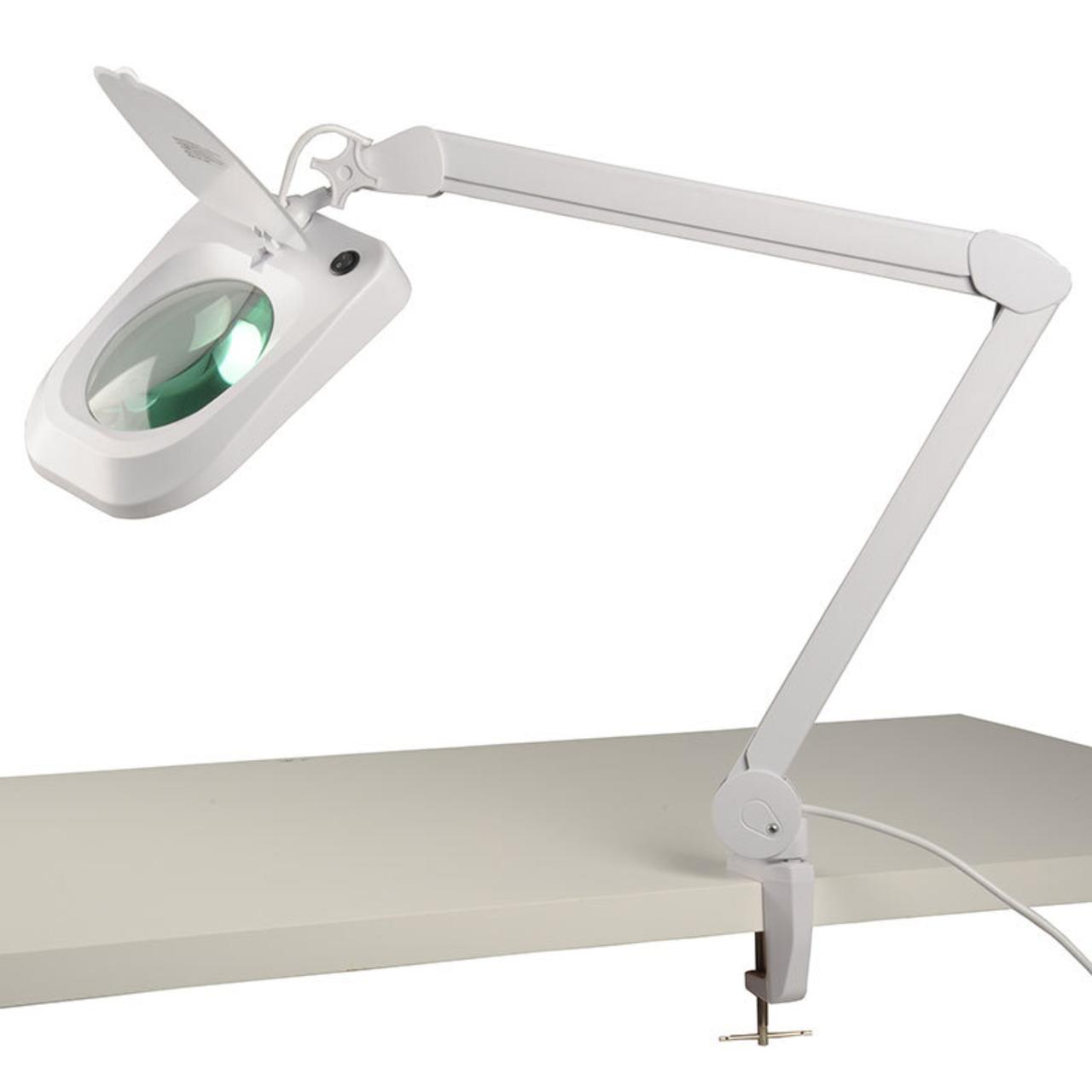 ELV LED-Lupenleuchte- 2-25-fache Vergrösserung- 900 Lumen