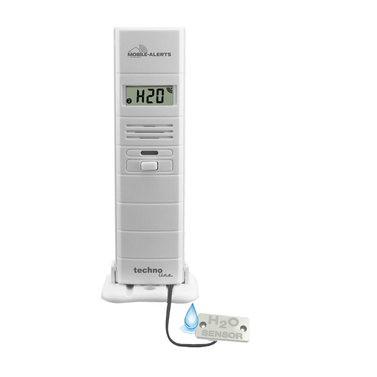 ELV Mobile Alerts Temperatur-Luftfeuchtigkeitssensor MA10350