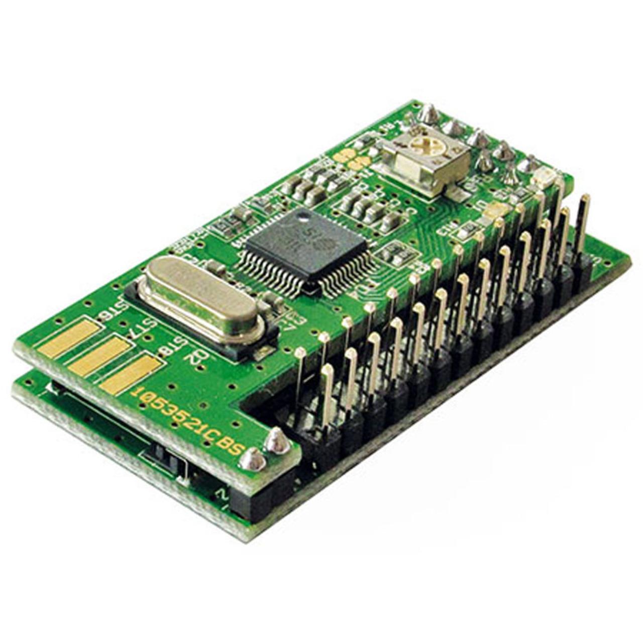 ELV MP3 Sound-Modul MSM 2- Fertiggerund-228 t