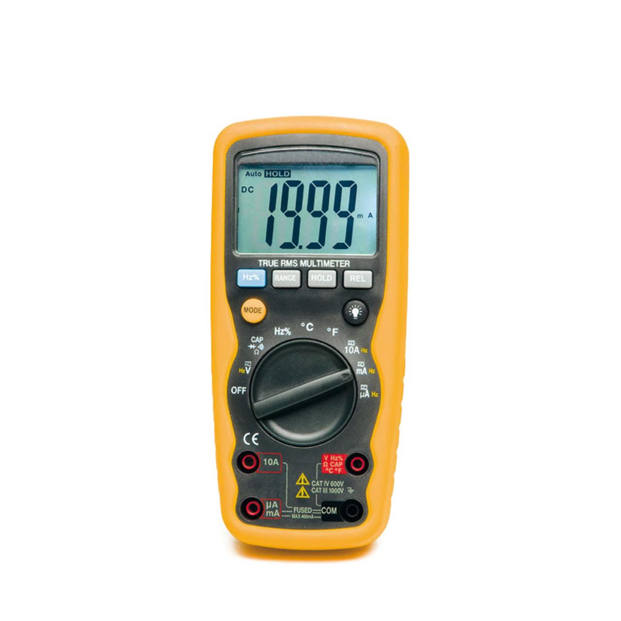 ELV Multimeter 7199 - IP67 mit TrueRMS