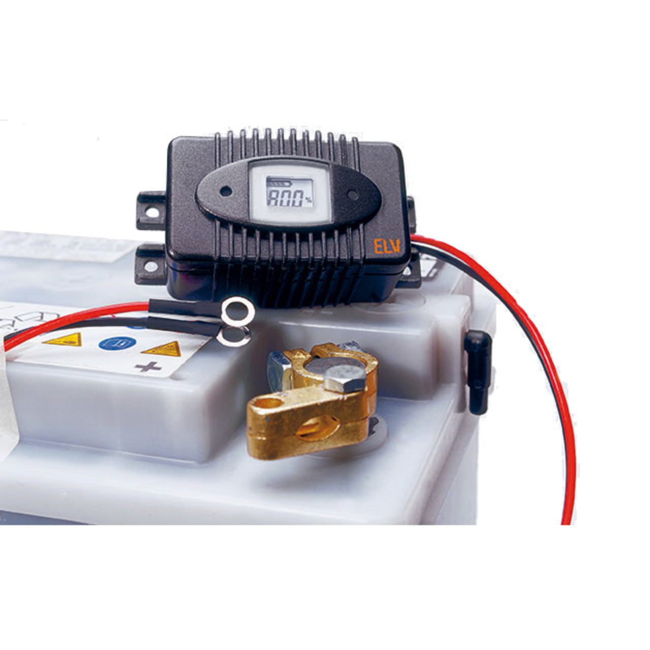ELV Power Brick PB 500 Blei-Akku-Informationssystem mit Aktivator