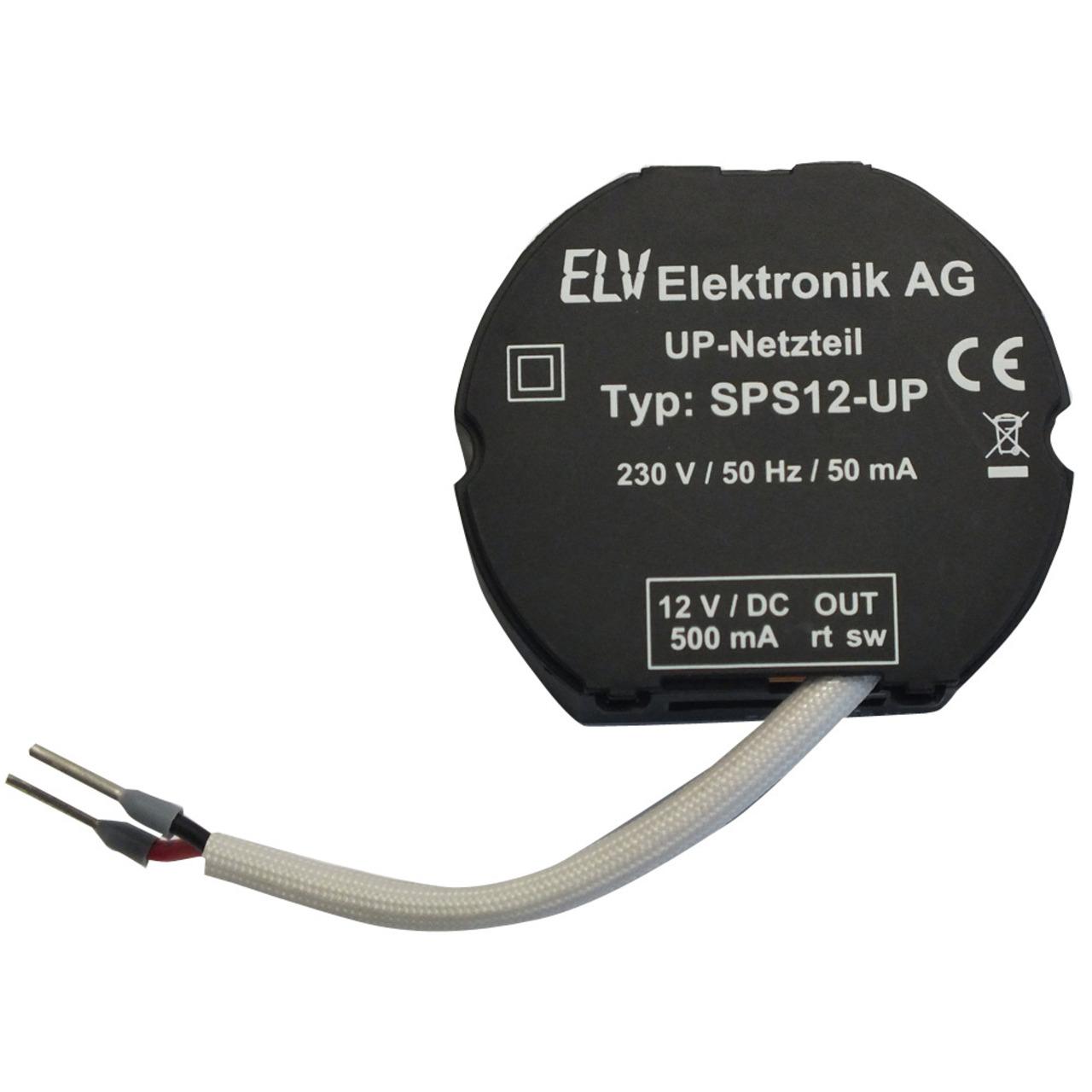 ELV SPS 12-UP- 12V-UP-Schaltnetzteil
