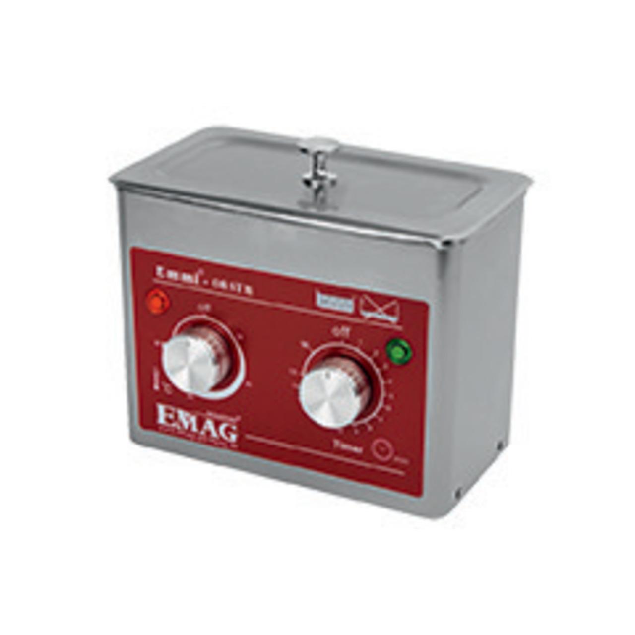 EMAG Ultraschallreiniger Emmi-08 STH- 0-8 L- mit Universalreiniger EM-080