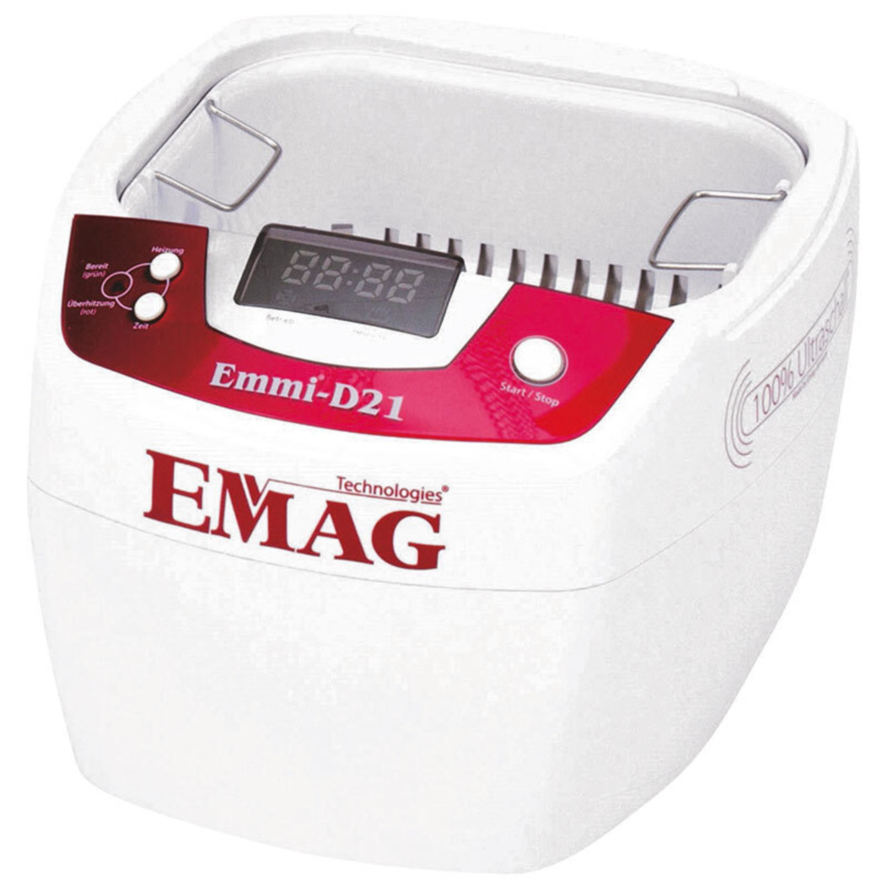 EMAG Ultraschallreiniger EMMI D21- 2-0 L- 80 W