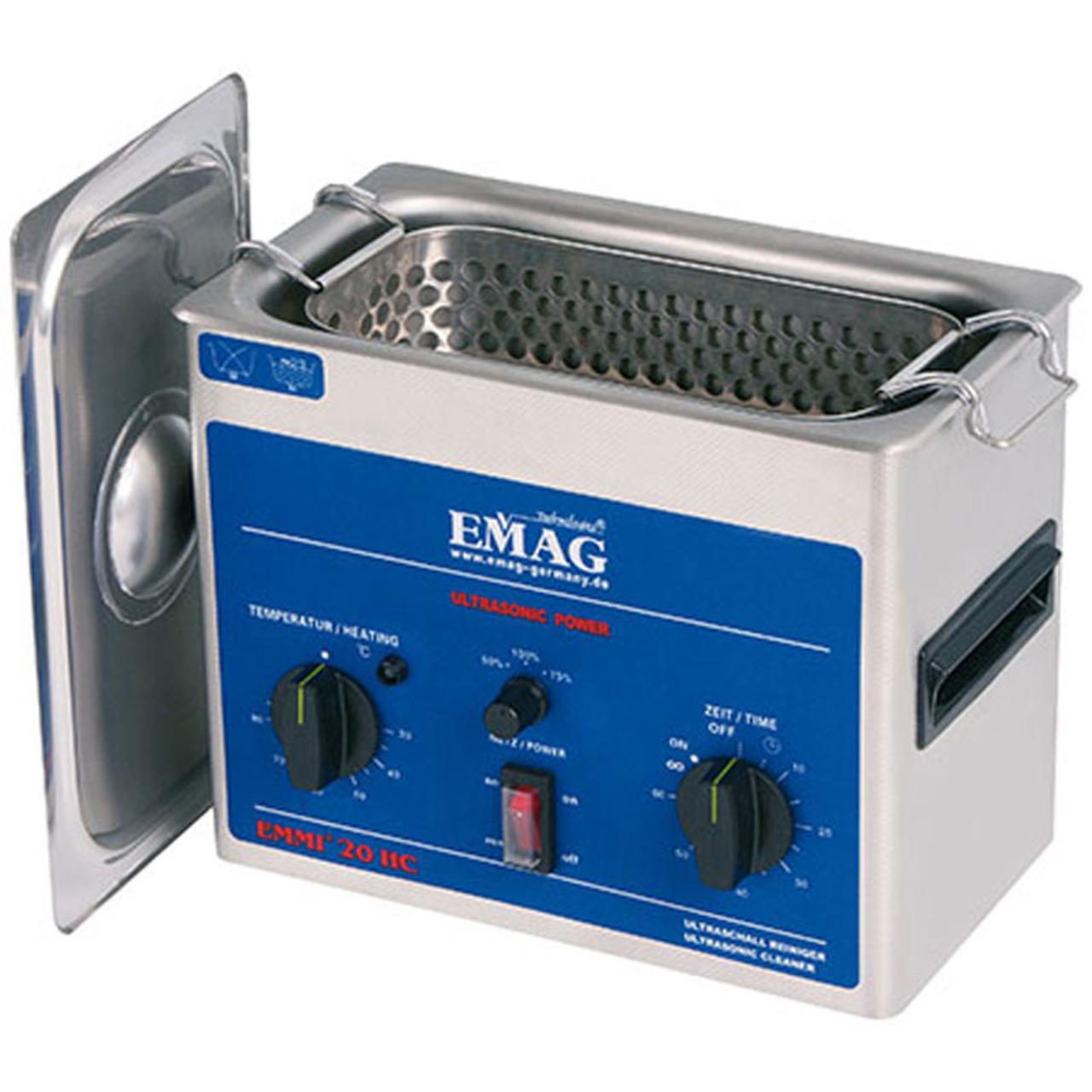 EMAG UltraschallreinigerEmmi-20 HC- 2-0 L- mit Universalreiniger EM-080