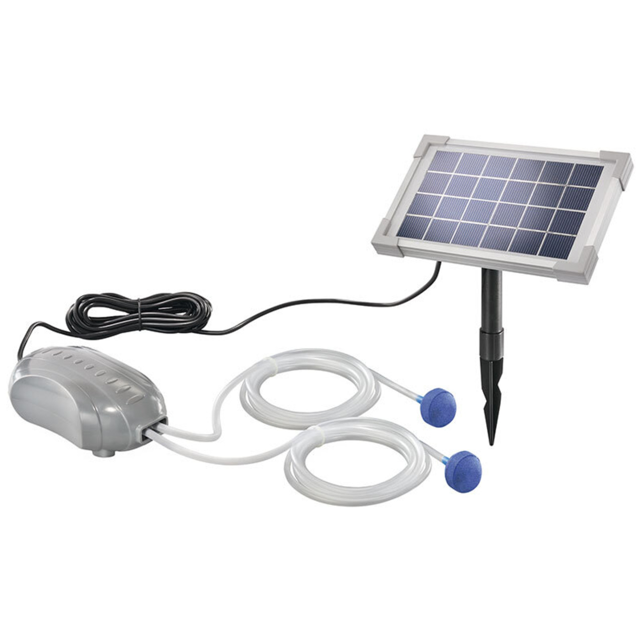 esotec DUO Air Solar-Teichbelüfter