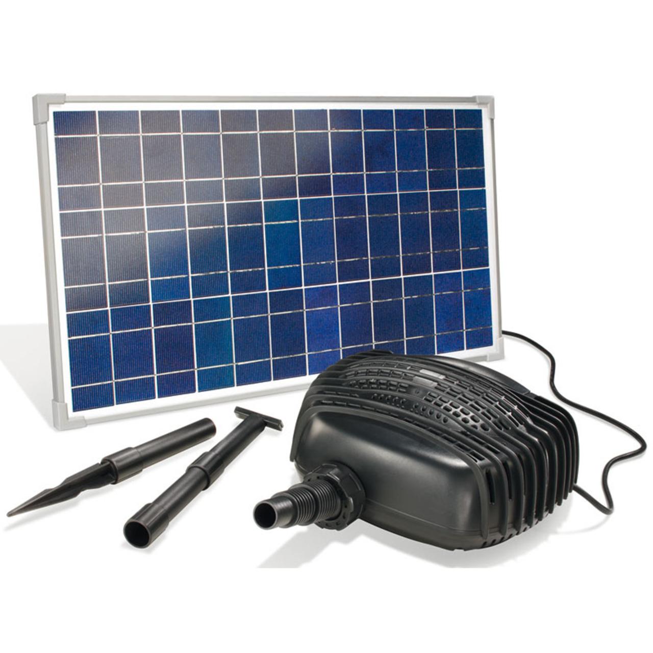 esotec Garda Solar-Bachlaufsystem