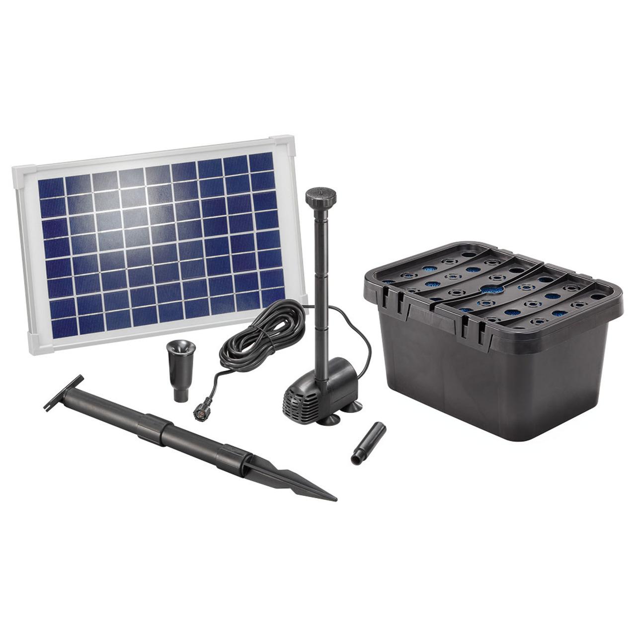esotec Solar-Teichfilter-Set