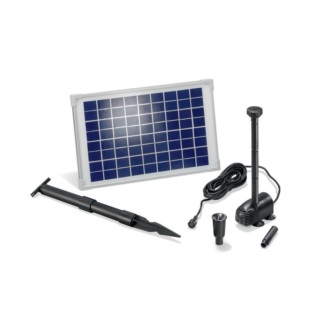 esotec Water Splash 10-610 Solar-Teichpumpensystem