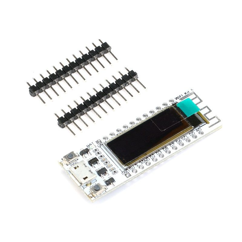 ESP8266 Wifi Kit  Entwicklungsboard mit 0-91 OLED Display