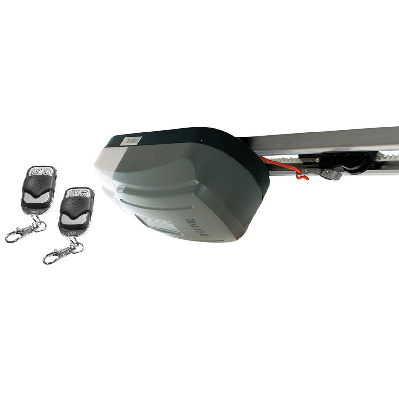Feroso DoorLift Basic 60 Garagentorantrieb mit Zahnriemenantrieb- inkl- 2 Funk-Handsender