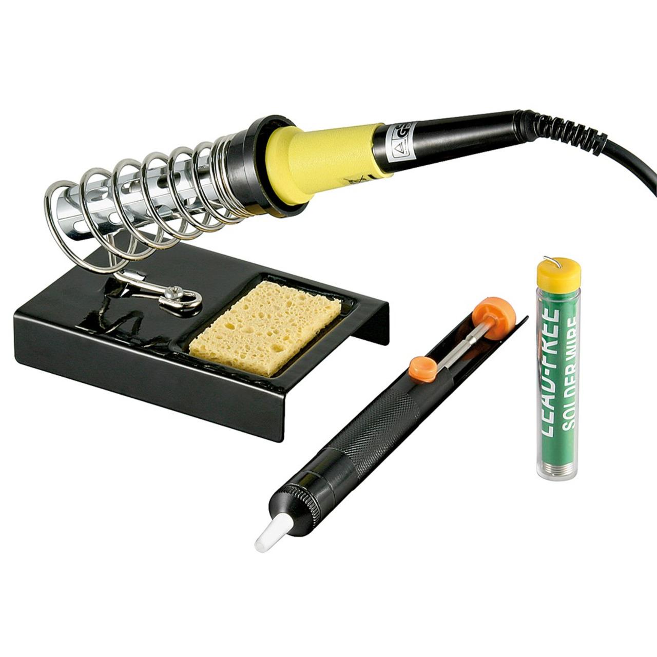 Fixpoint Lötkolben-Set 30W 230V