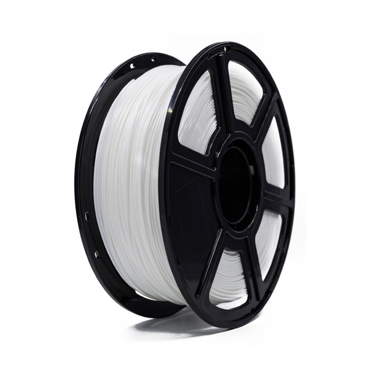 Flashforge PETG-Filament- weiss- 1-75 mm- 1 kg
