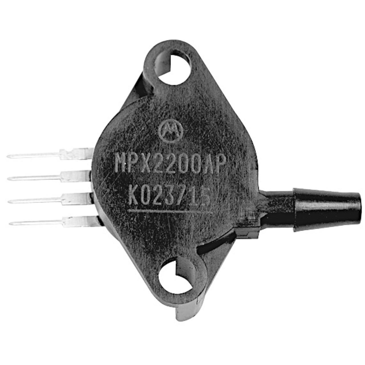 Freescale Semiconductor Drucksensor MPX5010DP- 10 kPa -5-0 - C867C