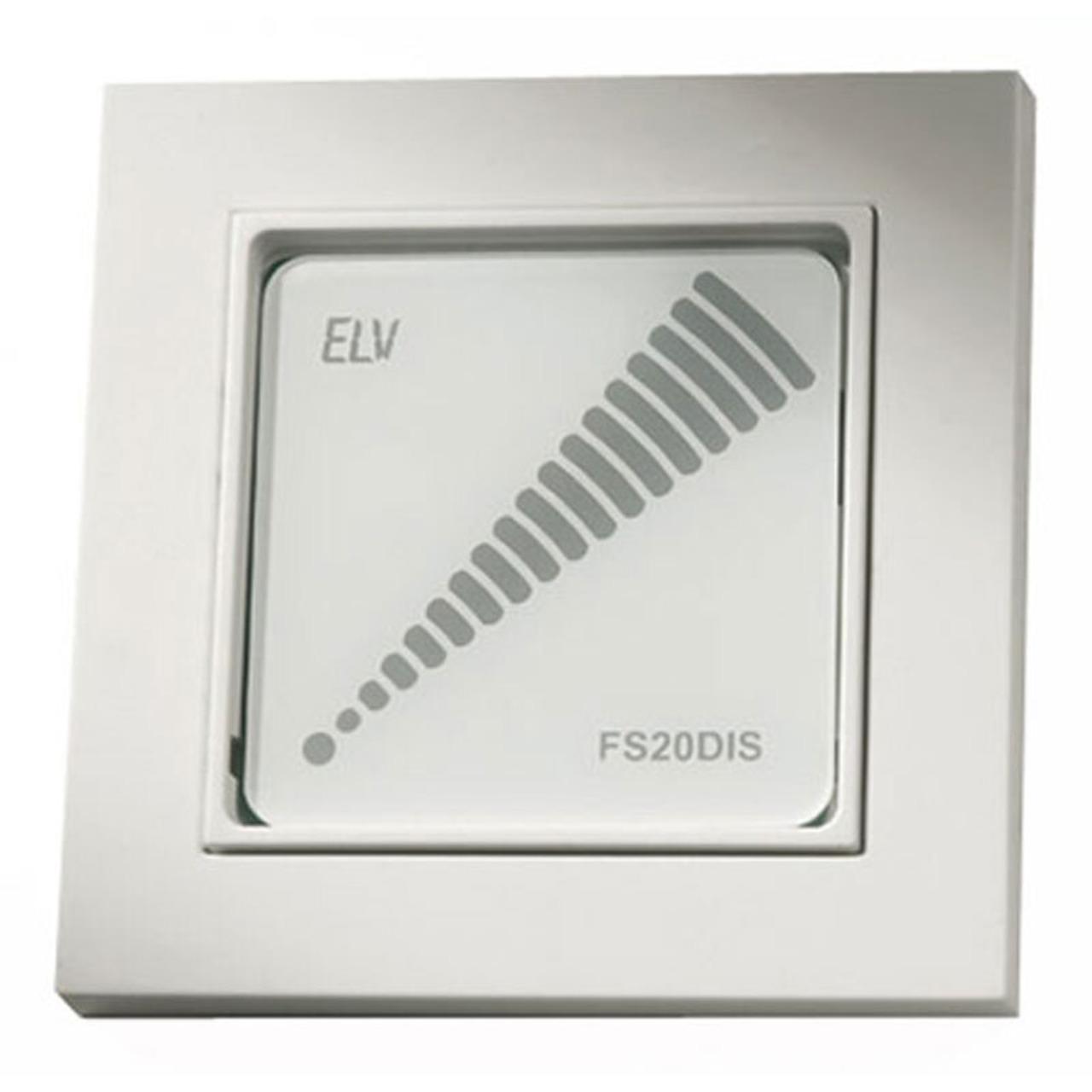 FS20 Dimmer-Slider DIS- inkl- 3 Sensorabdeckungen