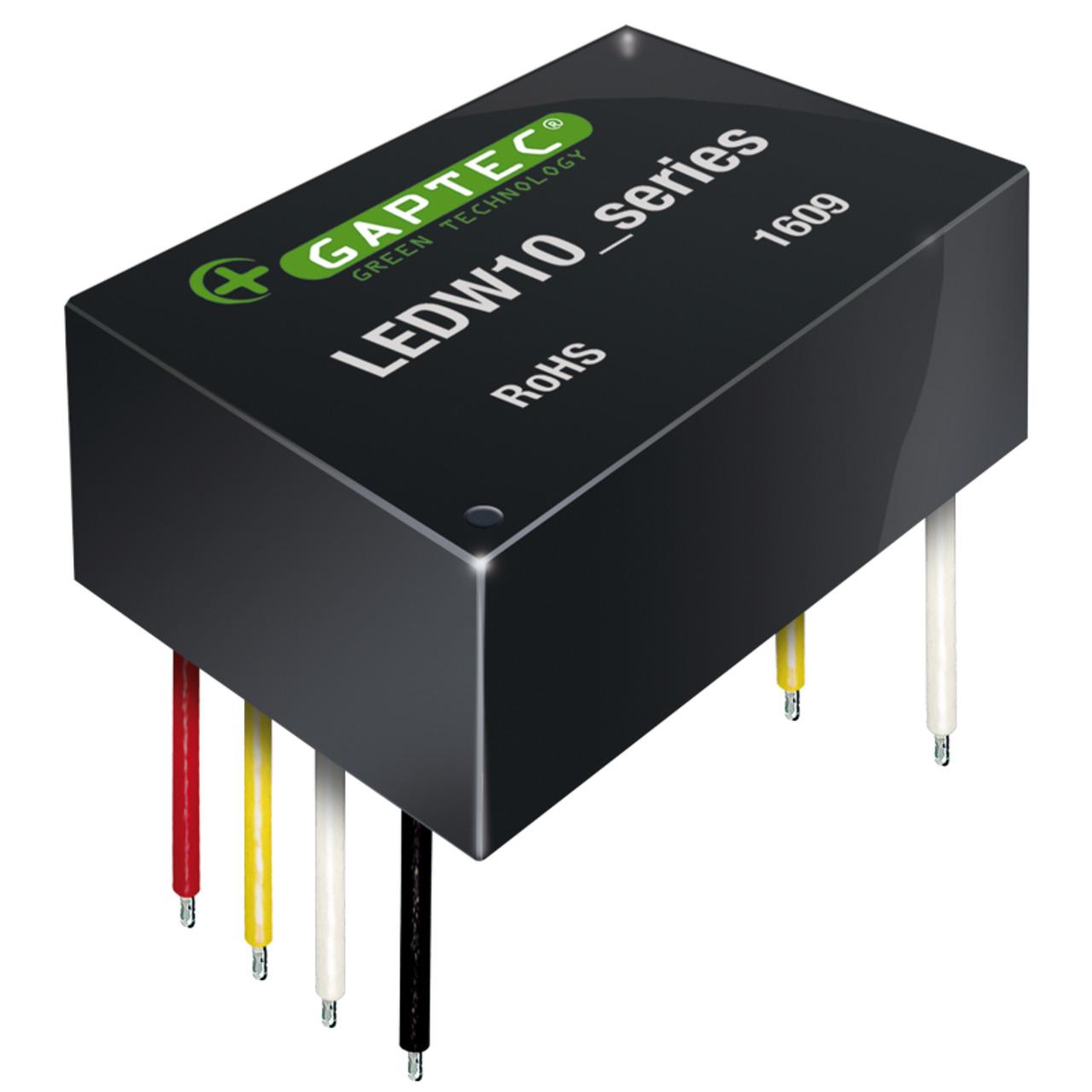 GAPTEC LED Treiber LEDW10-24-500- 500 mA