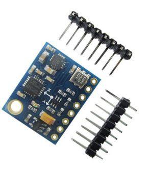 GY-87 Sensor für drei Achsen-Gyroskop + Triaxialaufnehmer + drei Achsen Magnetfeld + Druck