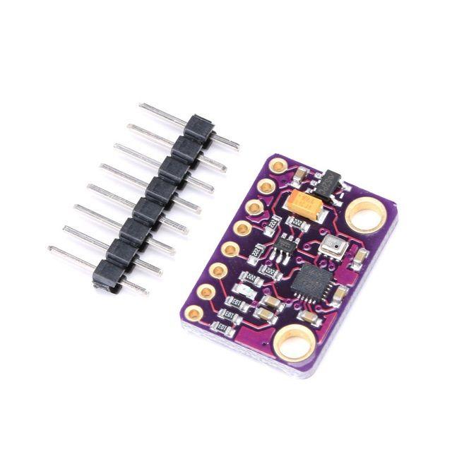 GY-91 10DOF Sensor Modul Gyroskop- Beschleunigungssensor- Kompass- Drucksensor