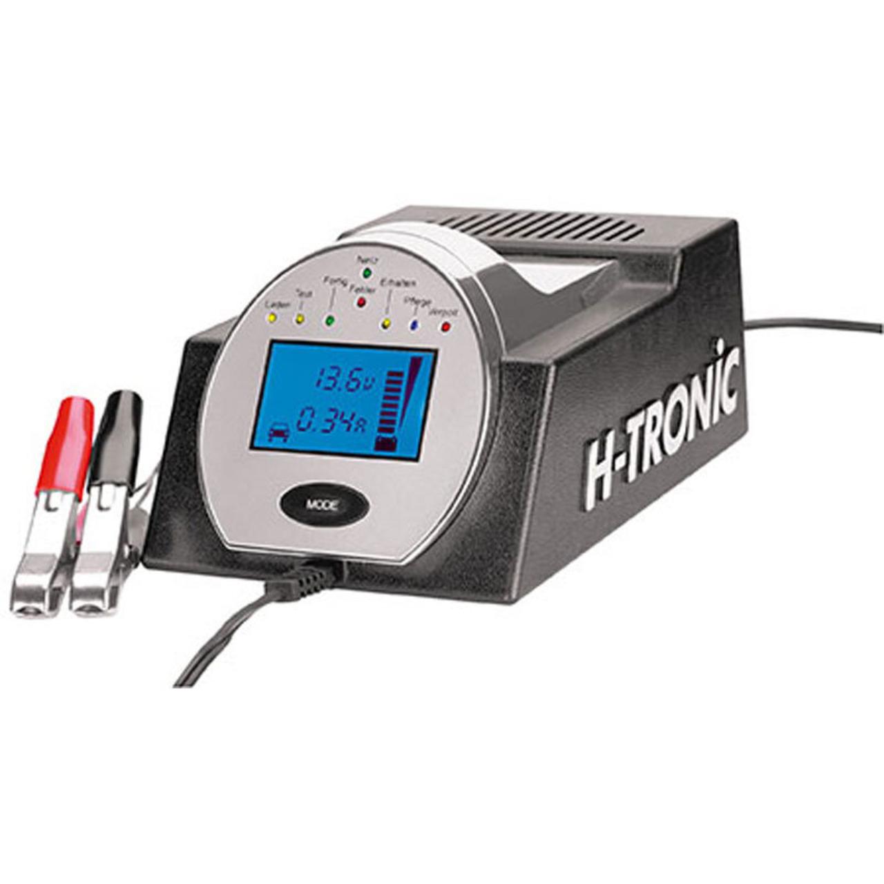 H-Tronic HTDC 5000 3in1 Ladegerät für Kfz-Bleiakkus