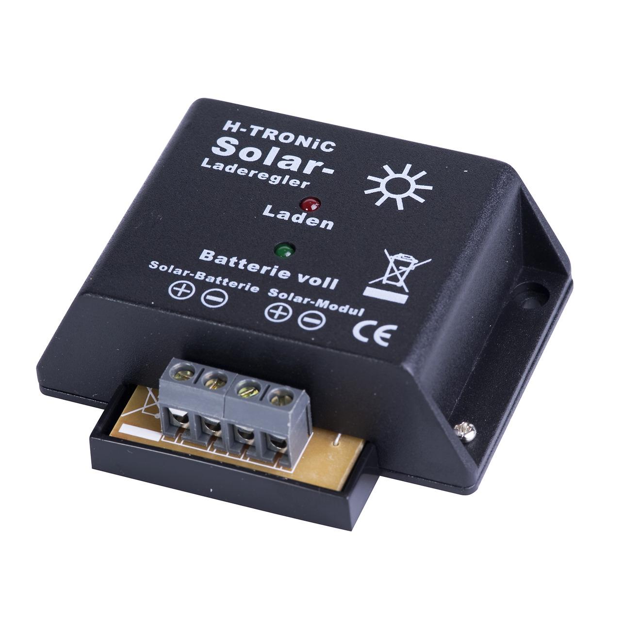 H-Tronic Solarladeregler 53 W