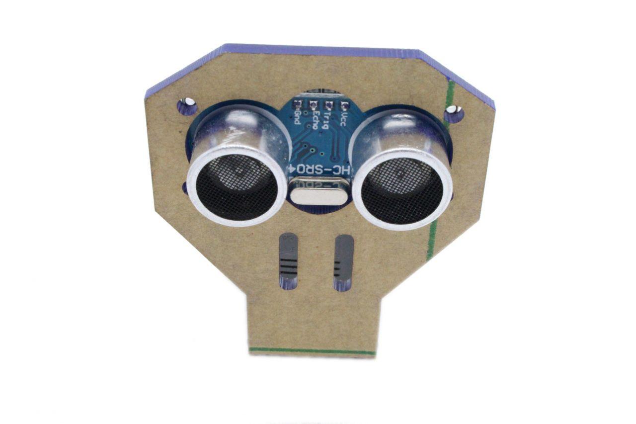HC-SR04 Ultraschall-Modul mit Montagewinkel